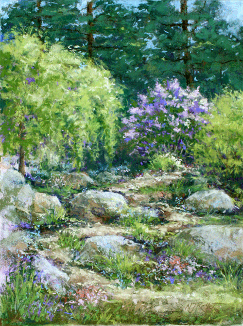 Path to Lilacs