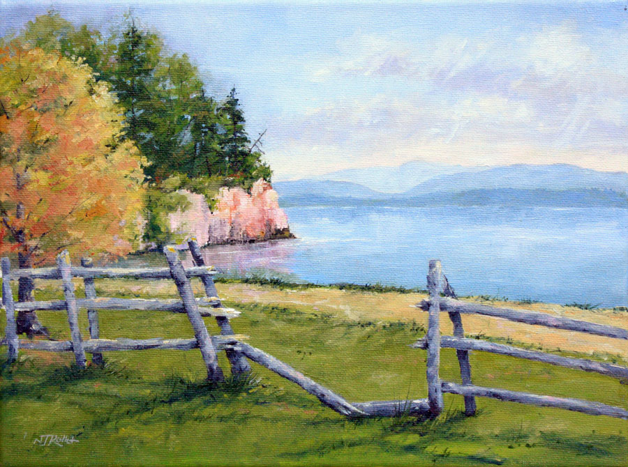 Orchard Point at Shelburne Farms
