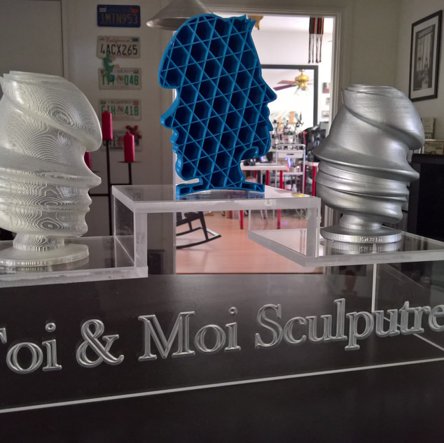 Toi & Moi Sculptures
