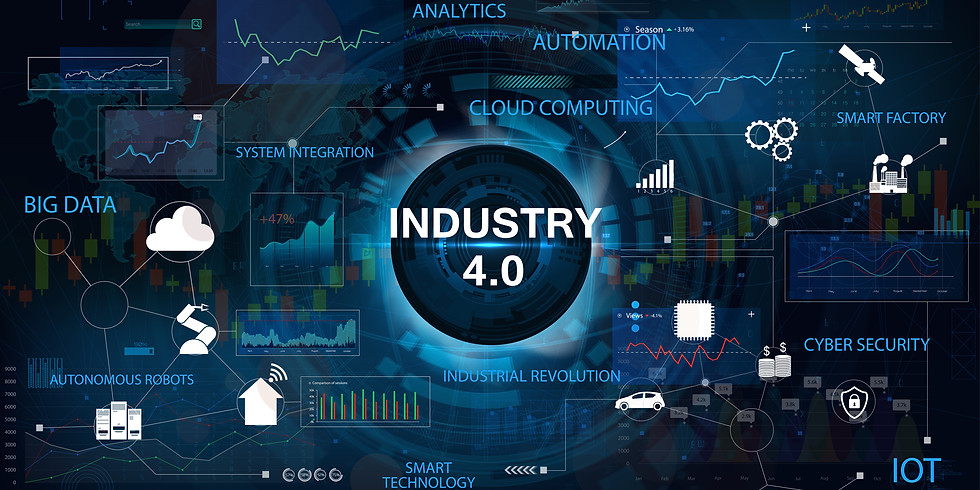 Practical Industry 4.0 Technologies to Implement in Manufacturing Facilities