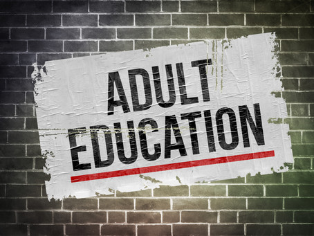 Adult Education Update