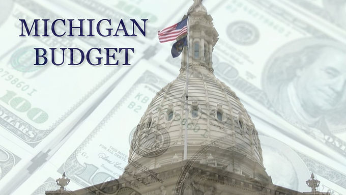 State of Michigan Budget in Place