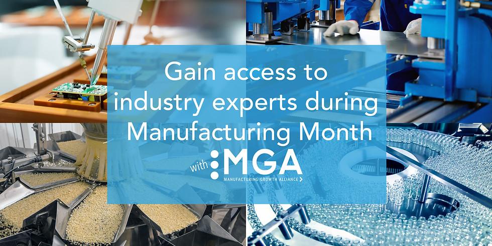 MFG Month Roundtable #3 | Managing a Multi-Generational Workforce