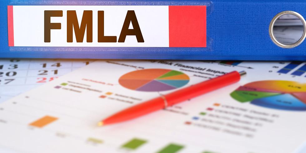 Webinar   FMLA Management   December