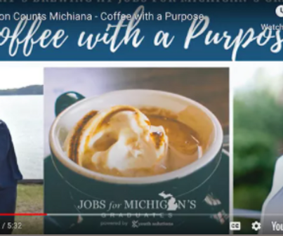 Youth Solutions Talks Coffee with a Purpose