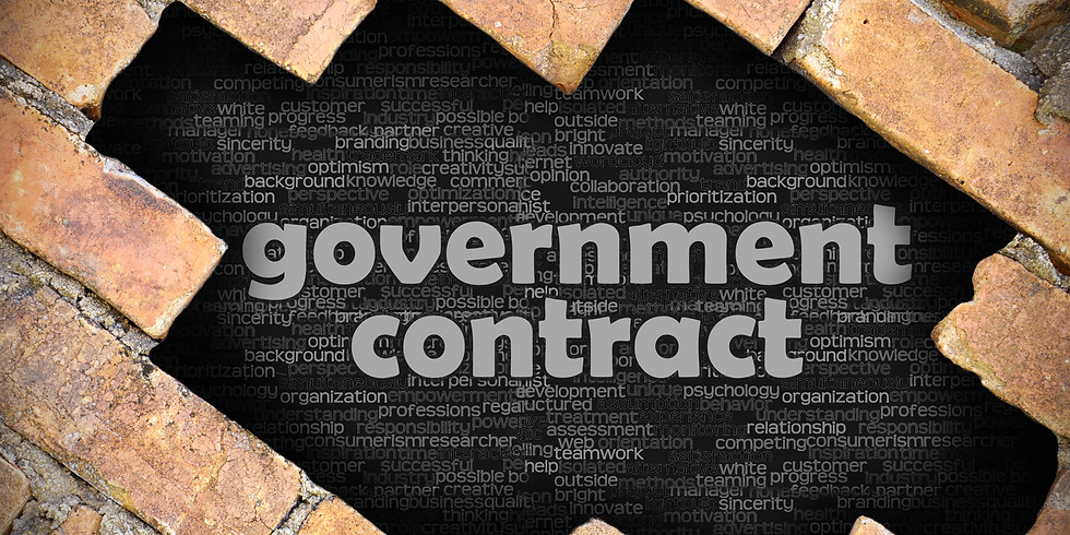 The Top 10 Mistakes in Federal Contracting