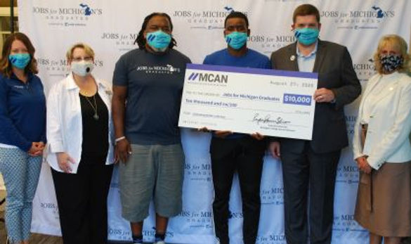 Youth Solutions/JMG Gets $10,000 Grant
