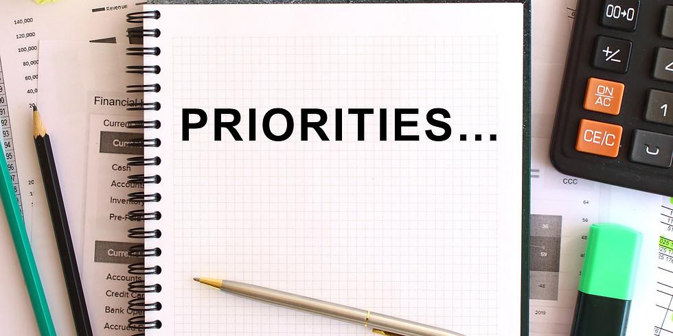 Webinar   Time & Priority Management   December