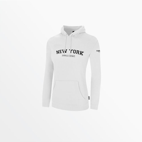 NY CLASSIC - WOMEN'S PULLOVER HOODIE