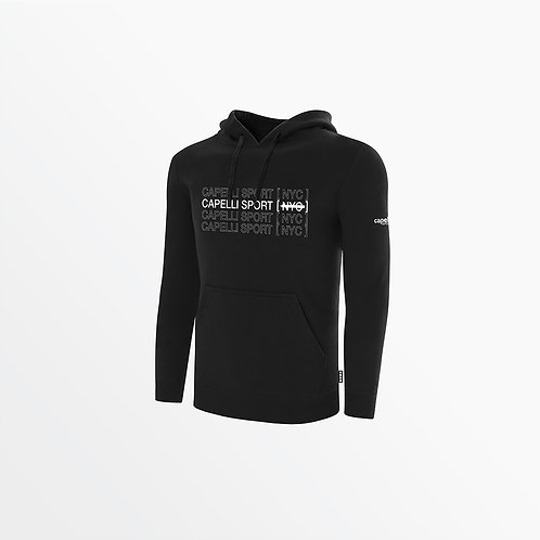 NYC REPEAT - MEN'S PULLOVER  HOODIE