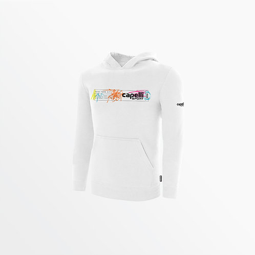 NYC TAG - YOUTH PULLOVER  HOODIE