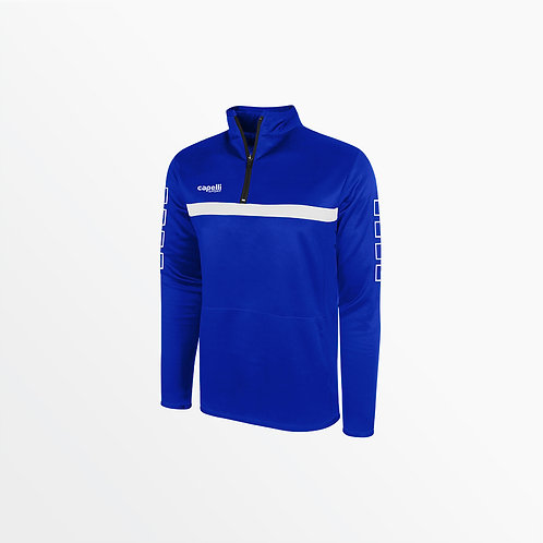 YOUTH SPARROW 1/4 ZIP TRAINING TOP