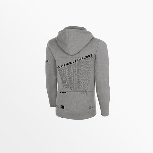 THE NY ANGLE - MEN'S PULLOVER  HOODIE