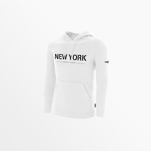 NY MODERN - MEN'S PULLOVER  HOODIE