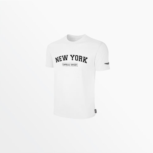 NY CLASSIC - MEN'S SHORT SLEEVE TEE SHIRT