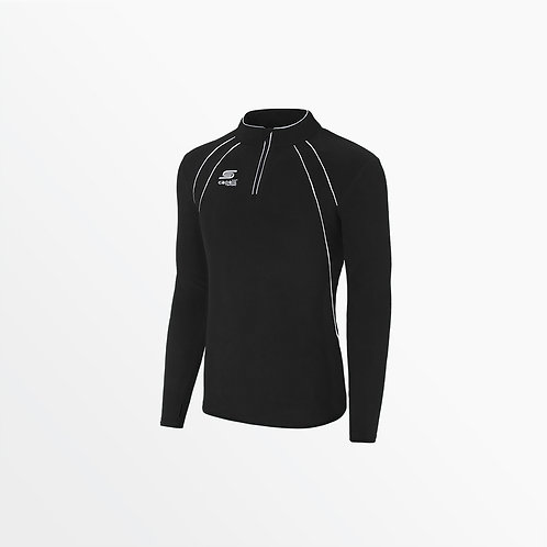 YOUTH RAVEN 1/4 ZIP FLEECE TOP