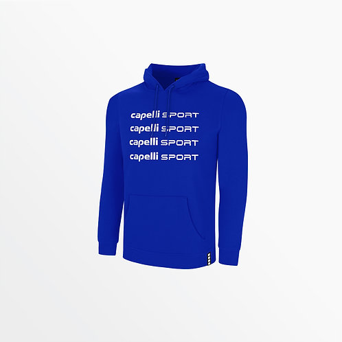 YOUTH LIFESTYLE FLEECE PULLOVER HOODIE
