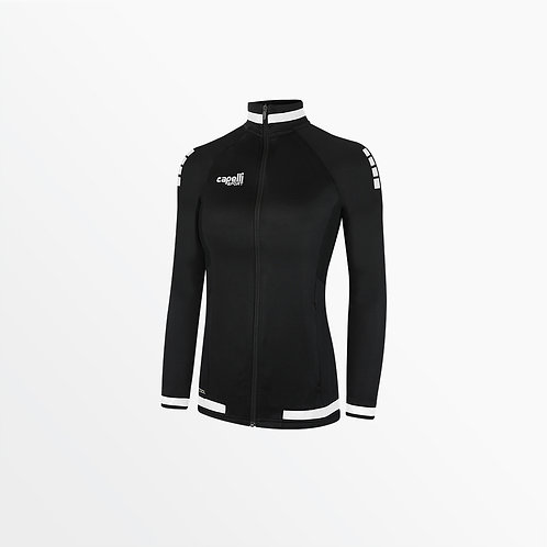 WOMEN'S UPTOWN TRAINING JACKET