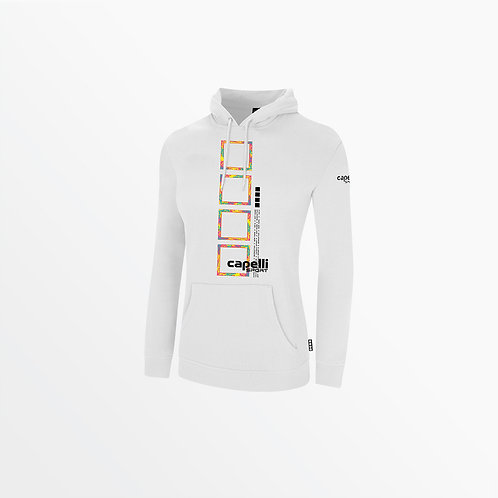 NY MULTI - WOMEN'S PULLOVER HOODIE