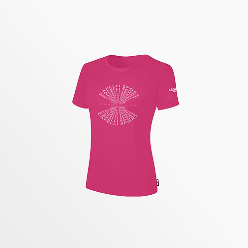 NY BURST - WOMEN'S SHORT SLEEVE TEE SHIRT