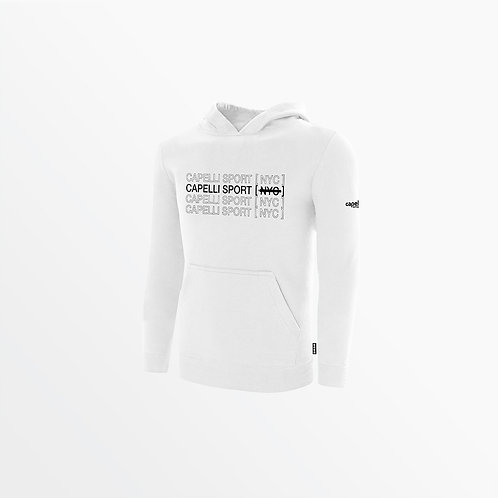 NYC REPEAT - YOUTH PULLOVER  HOODIE