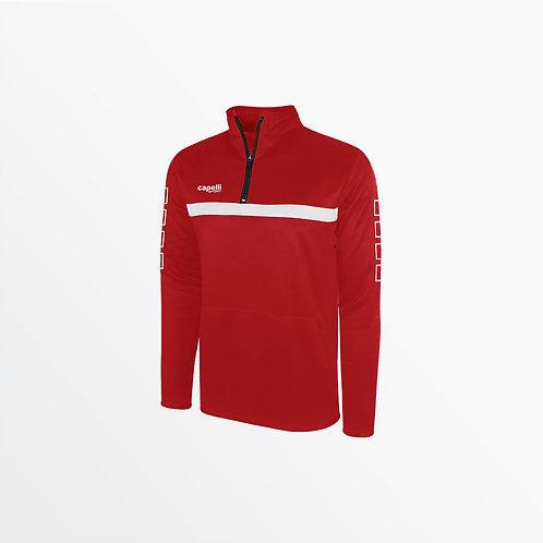 ADULT SPARROW 1/4 ZIP TRAINING TOP