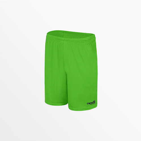 YOUTH CS ONE PIQUE GOALKEEPER SHORTS