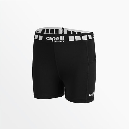 "WOMEN'S 3"" PERFORMANCE SHORTS"