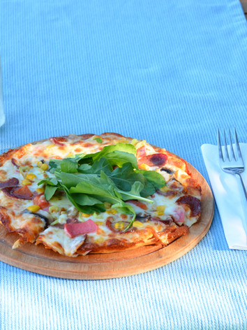 Arinnanda Karışık Pizza
