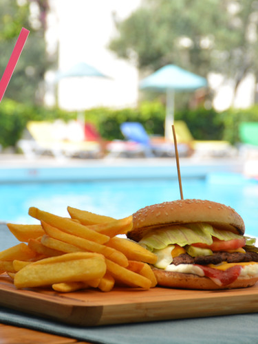 Arinnanda Otel Burger