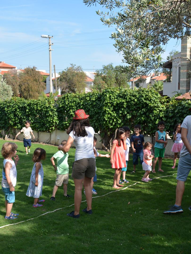 Arinnanda Bahçe'de Çocuk Etkinliği