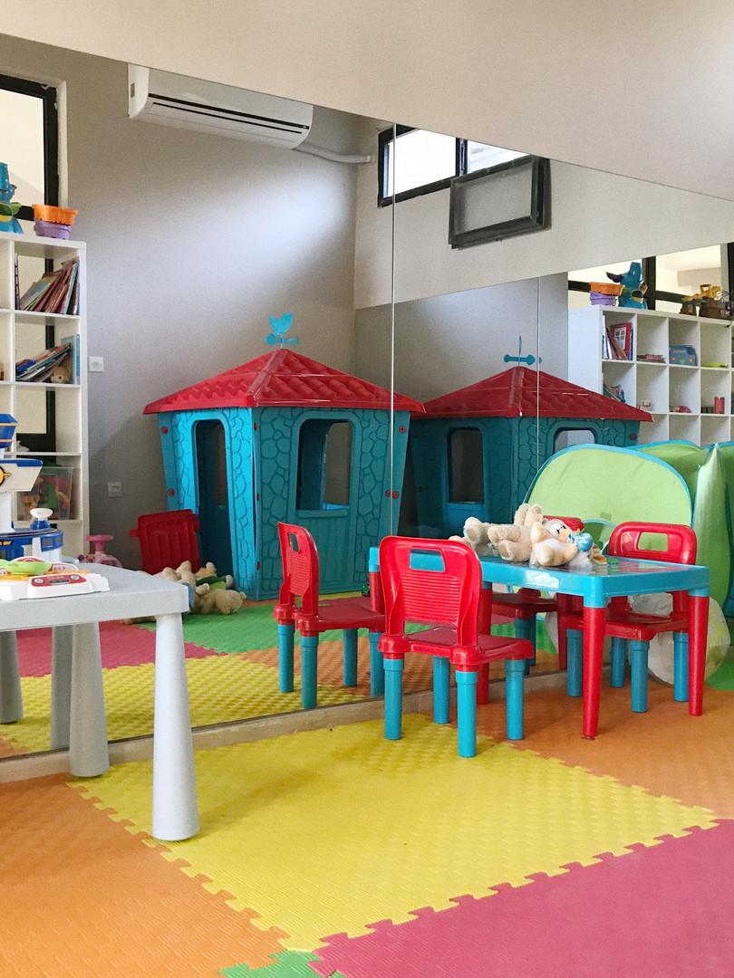 Arinnanda Otel Çocuk Oyun Alanı