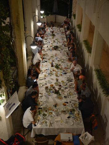 Arinnanda Avlu'da Şirket Yemeği