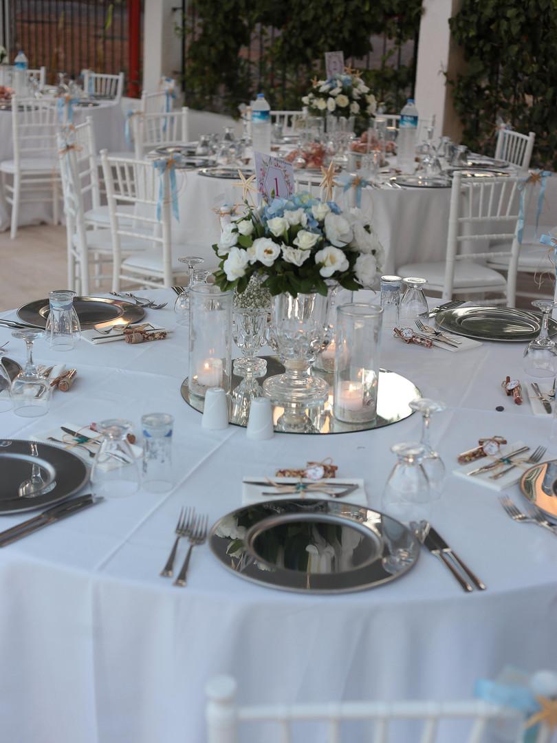 Arinnanda Havuz Başı Düğün Hazırlığı