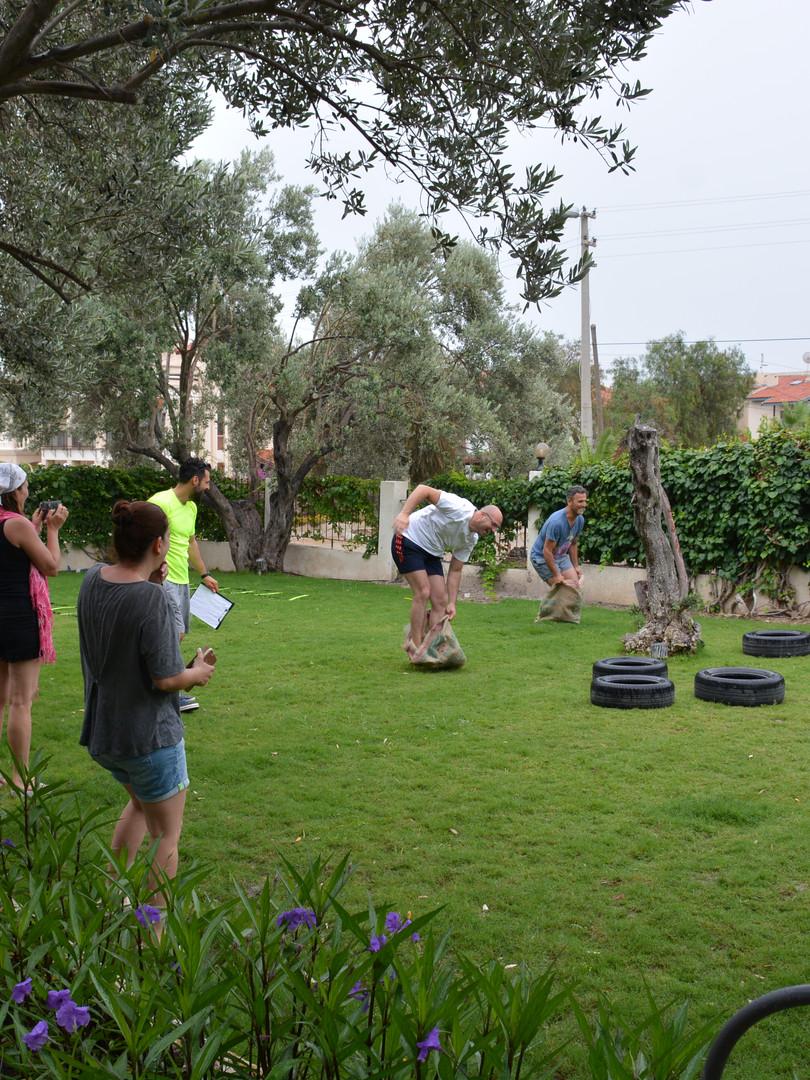 Arinnanda Bahçe'de Survivor Etkinliği