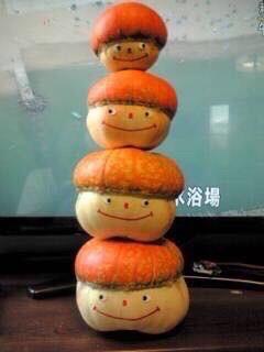 【ベレー帽かぼちゃ🎃】 〜 ホンモノです!〜