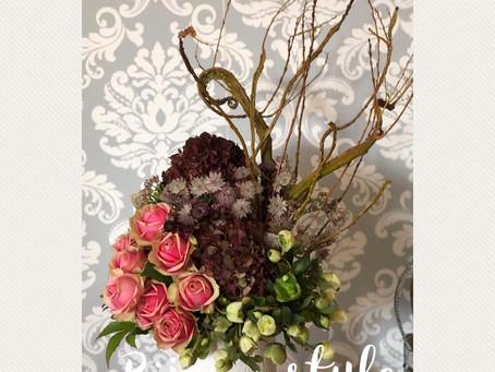 開店祝いのお花をオーダー