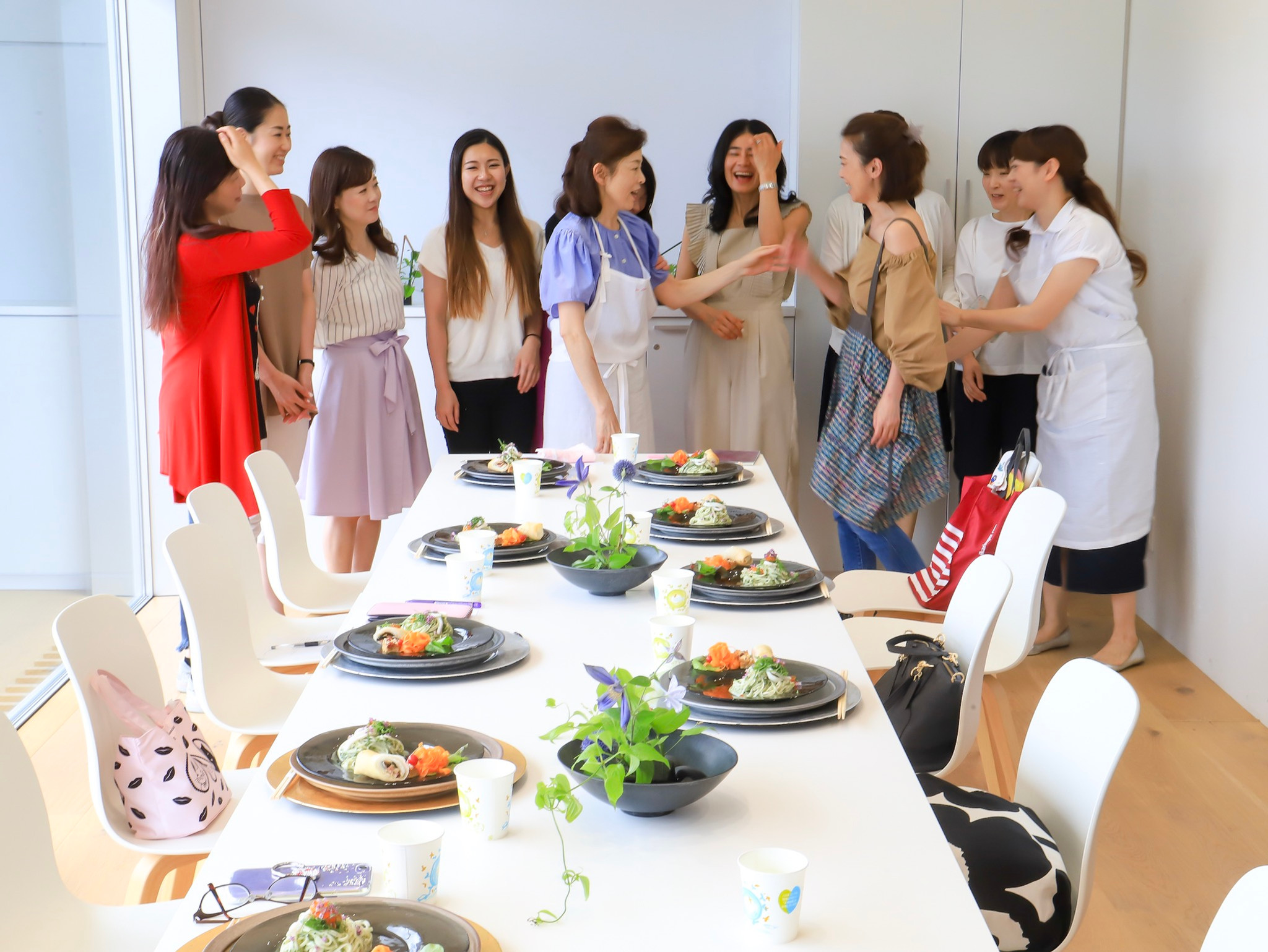 Modern styleの日本料理教室