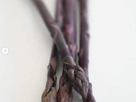 紫アスパラガス✨