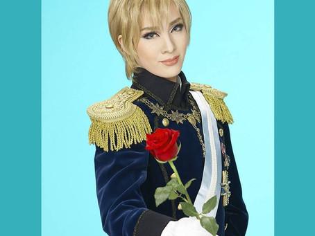 宝塚歌劇団雪組永久輝せあさんのお茶会装花