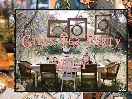 girl's tea party vol.7開催のお知らせ