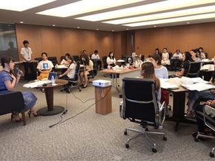 大阪学院大学で7月29日に開催されました、大阪学院大学「ステキ☆塾2017」第4回講師として参加させて頂きました。