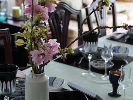 4月のナンシーズクッキングサロンは🌸お花見御膳🌸