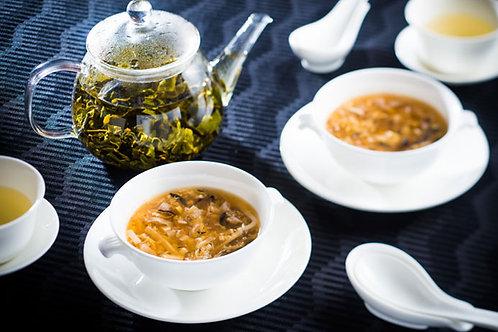 酸辣湯 〜酢とコショウのとろみスープ〜