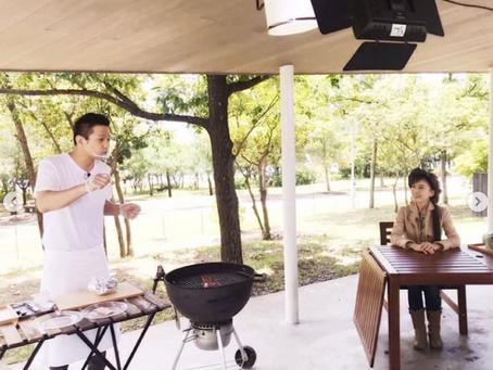 【 2ヶ月ぶりの収録再開‼️】〜 青空の下✨アウトドアで野菜cooking 🥬 〜