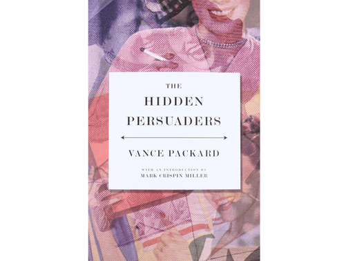 The Hidden Persuaders Summary