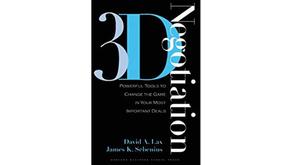 '3D Negotiation' - 80/20 Summary