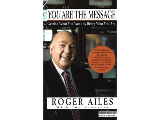 'You Are the Message' - 80/20 Summary