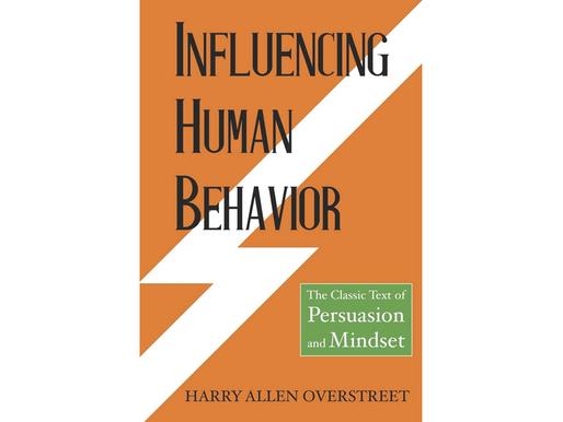 'Influencing Human Behavior' - 80/20 Summary