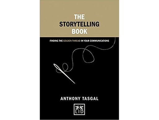 'The Storytelling Book' Summary - My 24 Core Takeaways
